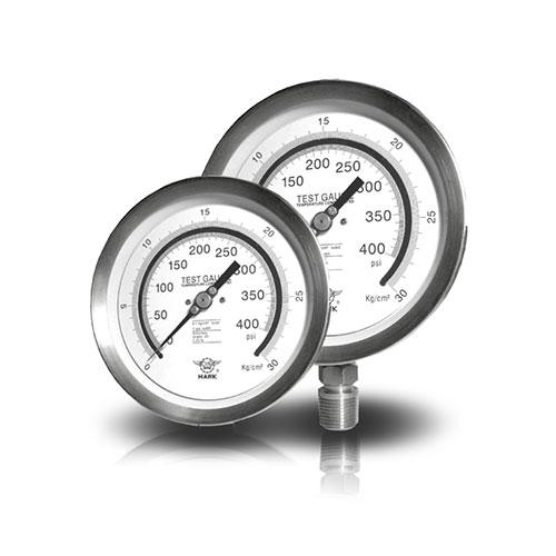 Đồng hồ đo áp suất Hawk Model 36L