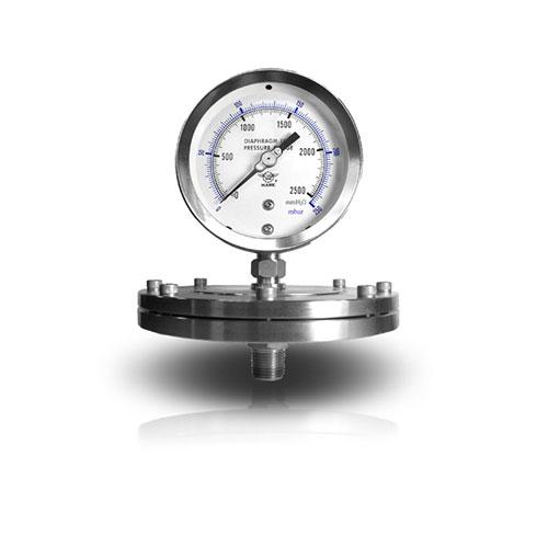 Đồng hồ đo áp suất Hawk Model 82L
