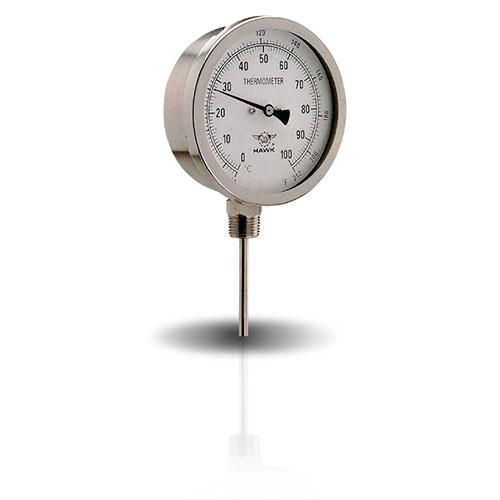 Đồng hồ đo nhiệt độ Hawk Model BTL
