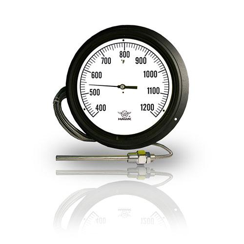 Đồng hồ đo nhiệt độ Hawk Model DAL