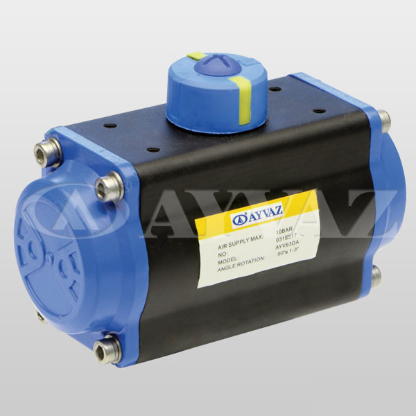 Actuator khí nén Ayvaz model PAD-20