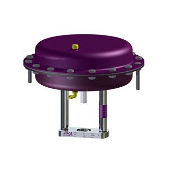 Actuator khí nén tuyến tính Adca Model PA205 - PA435