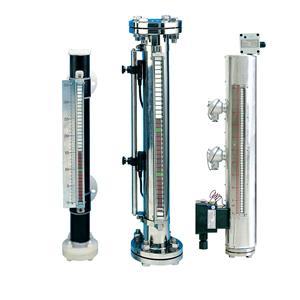 Cảm biến báo mức ống thủy FineTek Model EF - By pass