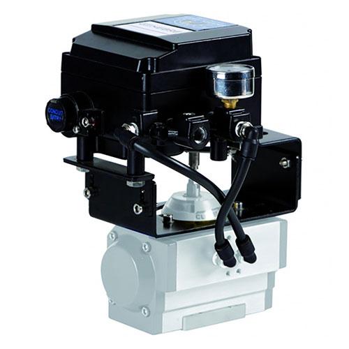Bộ điều khiển Van tuyến tính khí nén Genebre Model 5950
