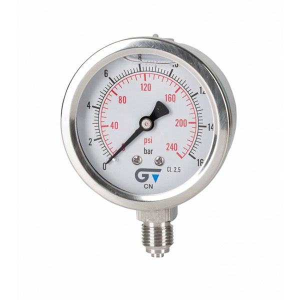 Đồng hồ đo áp suất Genebre Model 3814