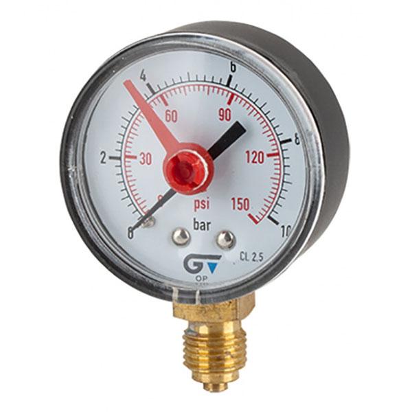 Đồng hồ đo áp suất Genebre Model 3819