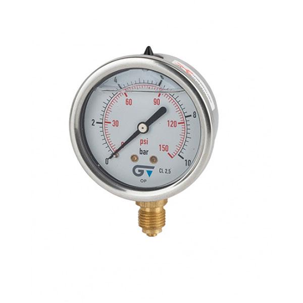 Đồng hồ đo áp suất Genebre Model 3822
