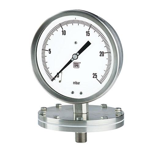 Đồng hồ đo áp suất dạng màng Nouva Fima Model MN12/18