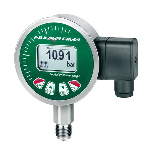 Đồng hồ đo áp suất điện tử Nouva Fima Model SDM 18