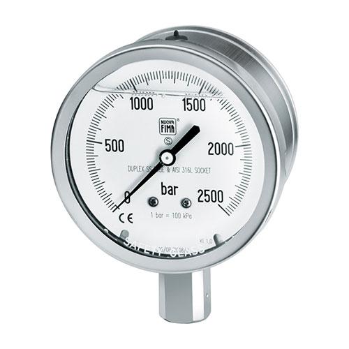 Đồng hồ đo áp suất Nouva Fima Model MGS22