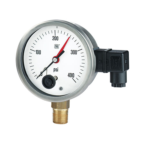 Đồng hồ đo áp suất Nouva Fima Model MGS72