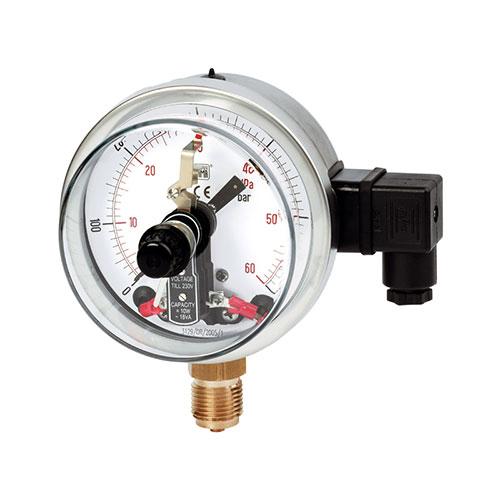 Đồng hồ đo áp suất Nouva Fima Model MN14/10