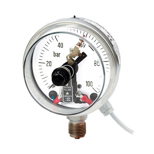 Đồng hồ đo áp suất Nouva Fima Model MN14/18