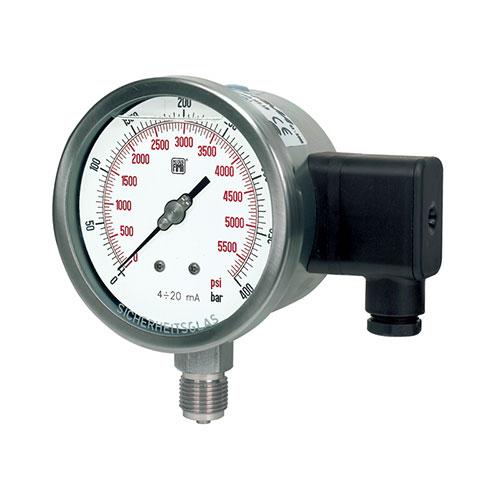 Đồng hồ đo áp suất Nouva Fima MT18