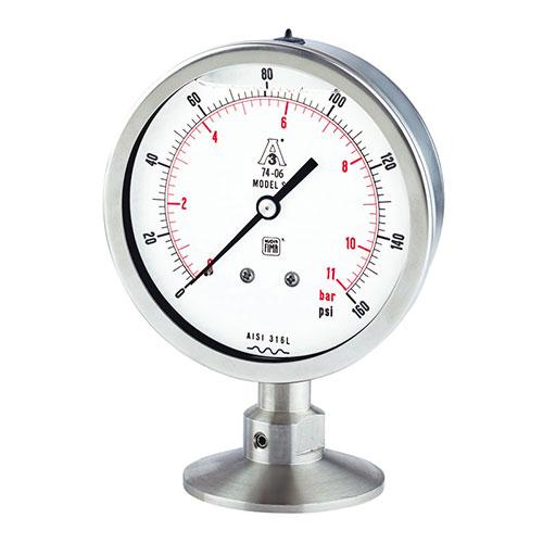 Đồng hồ đo áp suất Nouva Fima Model SP