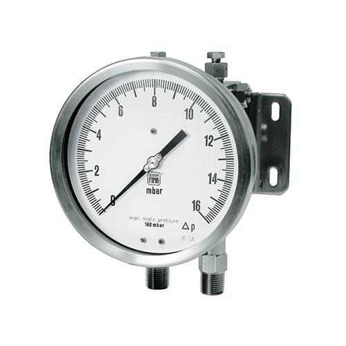 Đồng hồ đo chênh áp Nouva Fima Model MD14