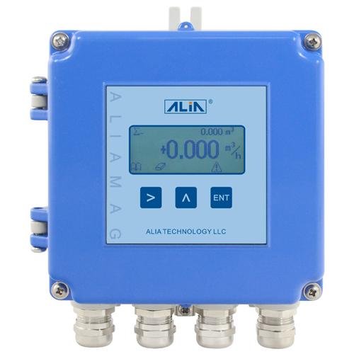 Đồng hồ đo lưu lượng Alia Model AMC2200