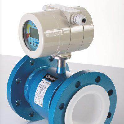 Đồng hồ đo lưu lượng điện từ Euromag Model MUT2200EL