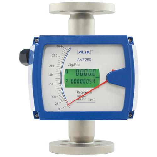 Đồng hồ đo lưu lượng kiểu phao Alia Model AVF250