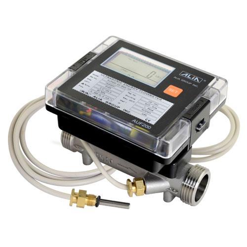 Đồng hồ đo lưu lượng siêu âm Alia Model AUF200