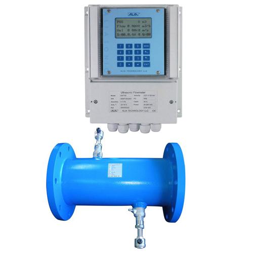 Đồng hồ đo lưu lượng siêu âm Alia Model AUF760