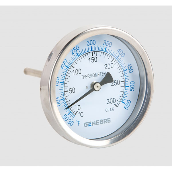 Đồng hồ đo nhiệt độ Genebre Model 8036