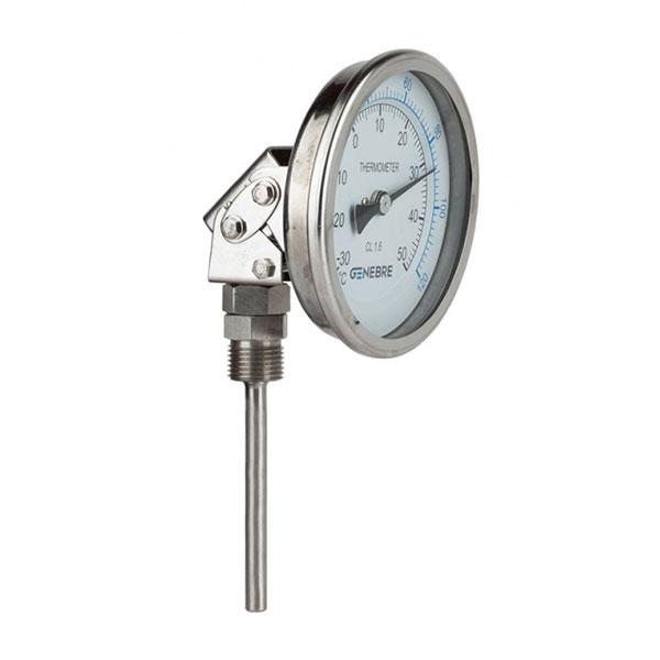 Đồng hồ đo nhiệt độ Genebre Model 8039