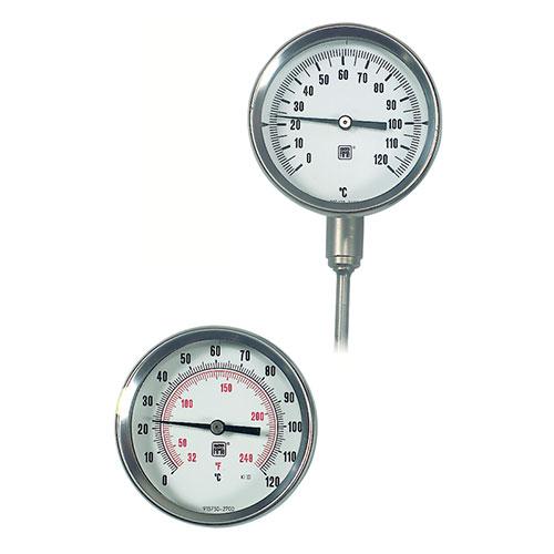 Đồng hồ đo nhiệt độ Nouva Fima Model TB7