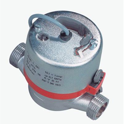 Đồng hồ nước nóng Apator Model JS90-NC