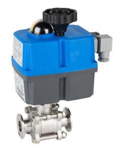 Van bi vi sinh điều khiển điện Genebre Model 5613