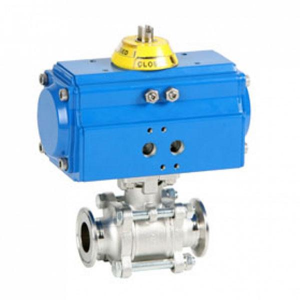 Van bi vi sinh điều khiển khí nén Genebre Model 5013