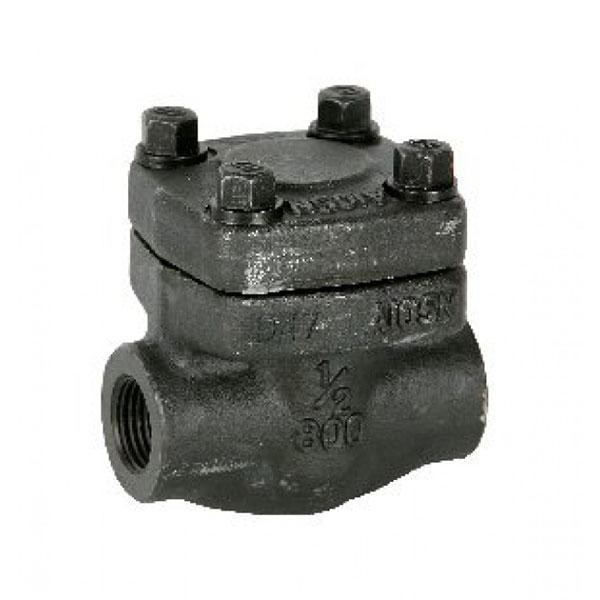 Van một chiều thép đen Genebre Model 2234