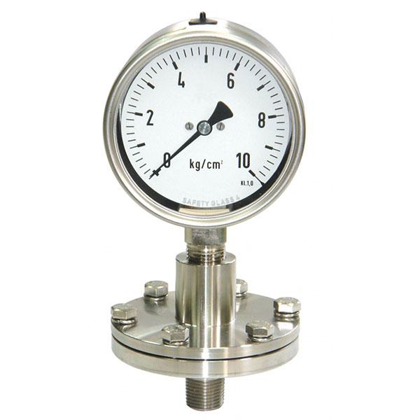 Đồng hồ đo áp suất nối ren New Flow Model DT110