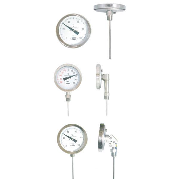 Đồng hồ đo nhiệt độ New Flow Model AY-AI-AYQS