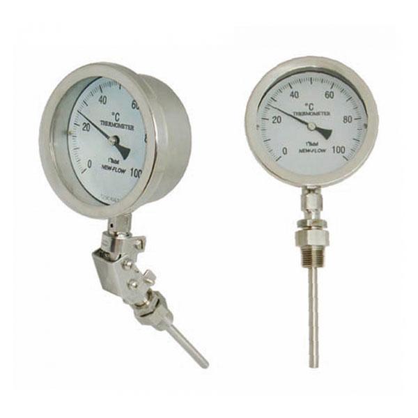 Đồng hồ đo nhiệt độ New Flow Model SH-SHQS